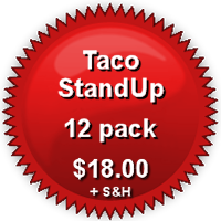 Pricing for 12-Pack TacoStandUp