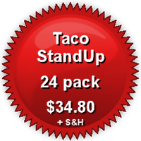Pricing for 24-Pack TacoStandUp