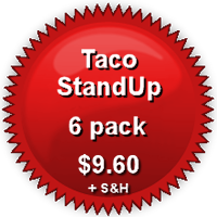 Pricing for 6-Pack TacoStandUp